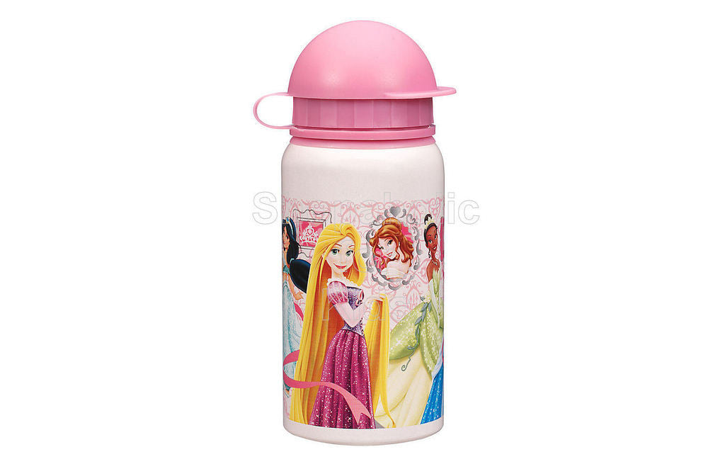 Disney Princess Aluminum Water Bottle - Small - Shopaholic for Kids