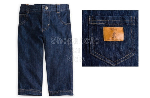 Disney Mickey Mouse Denim Pants / Jeans