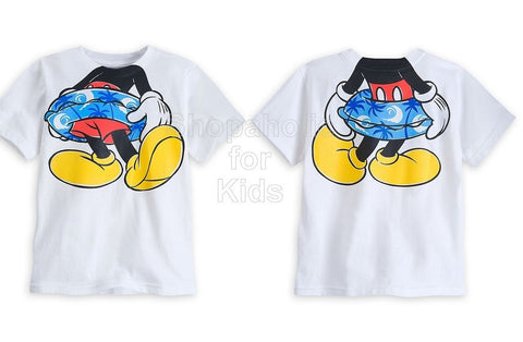 Disney Mickey Mouse Summer Tee