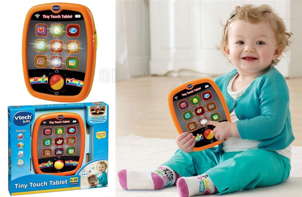 VTech Tiny Touch Tablet - Shopaholic for Kids