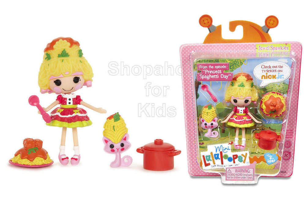 Mini Lalaloopsy Moments in Time Doll - Jewel - Shopaholic for Kids