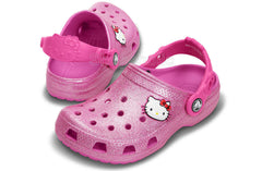 Crocs Hello Kitty Glitter Clog - Shopaholic for Kids