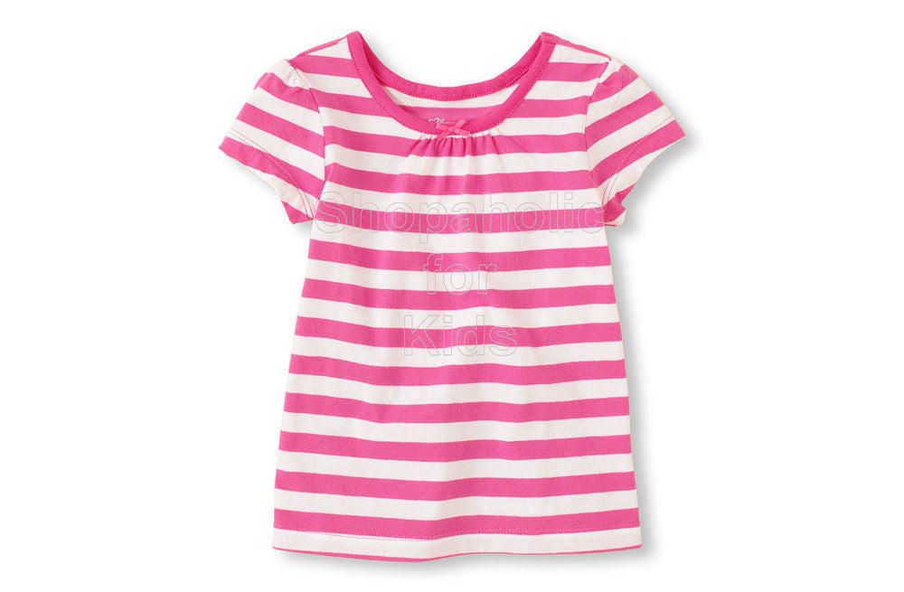 Children's Place Striped Layering Tee - Shopaholic for Kids