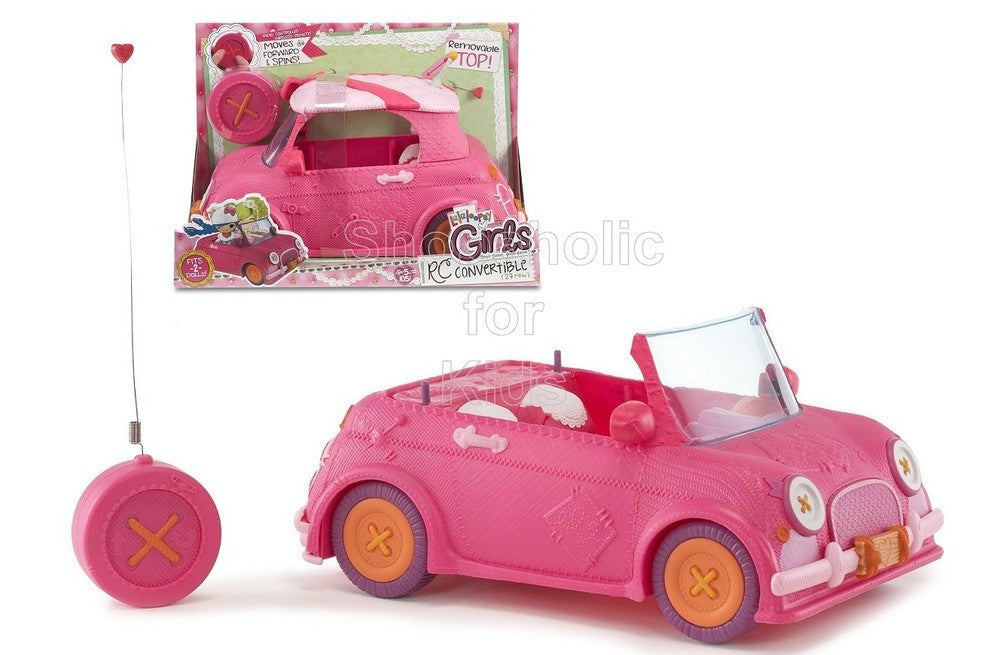 Lalaloopsy Girls Doll RC Convertible- 27 MHz - Shopaholic for Kids