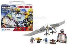 KRE-O Transformers Age of Extinction Cell Block Breakout Set - Shopaholic for Kids