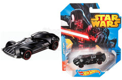 Hot Wheels Star Wars Character Car, Darth Vader - Shopaholic for Kids