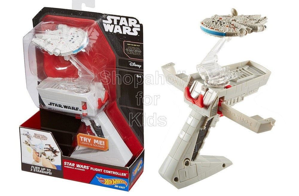 Hot Wheels Star Wars Starship Flight Controller Handheld Accessory - Shopaholic for Kids