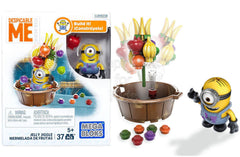 Mega Bloks Despicable Me Minions Jelly Jingle Fun Pack - Shopaholic for Kids