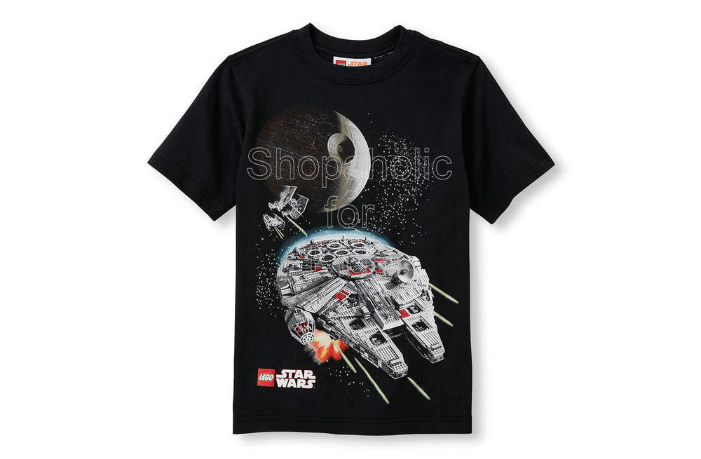 Children's Place Lego Star Wars Ship Tee - Shopaholic for Kids