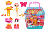 Lalaloopsy Minis Style N Swap Doll - Peanut Big Top - Shopaholic for Kids