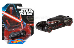 Hot Wheels Star Wars: The Force Awakens Kylo Ren Character Car - Shopaholic for Kids