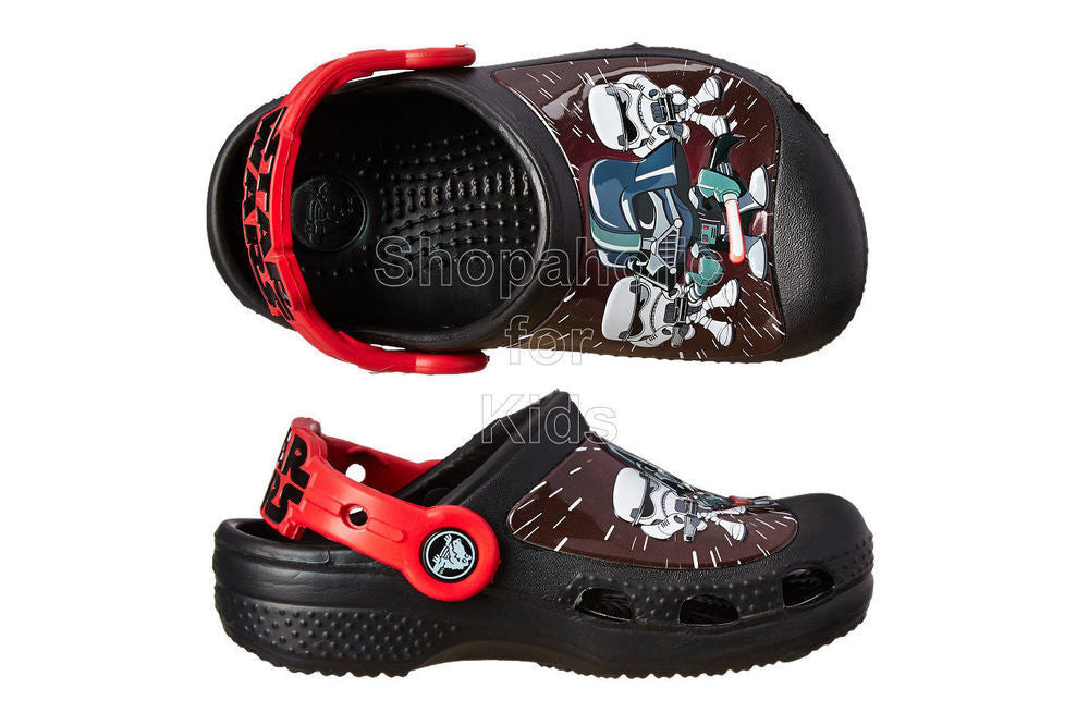 c4803312f3 Crocs Star Wars Darth Vader Clog - SALE - With Defect