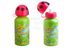 Aluminum Tinker Bell Water Bottle 12oz - Shopaholic for Kids
