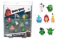 Angry Birds Movie Mini Figure Multi Pack Set B (7 Piece)