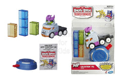 Angry Birds Transformers Jenga Deceptihog Galvatron Pig Game - Shopaholic for Kids
