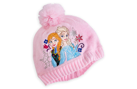 Anna and Elsa Hat for Girls - Frozen