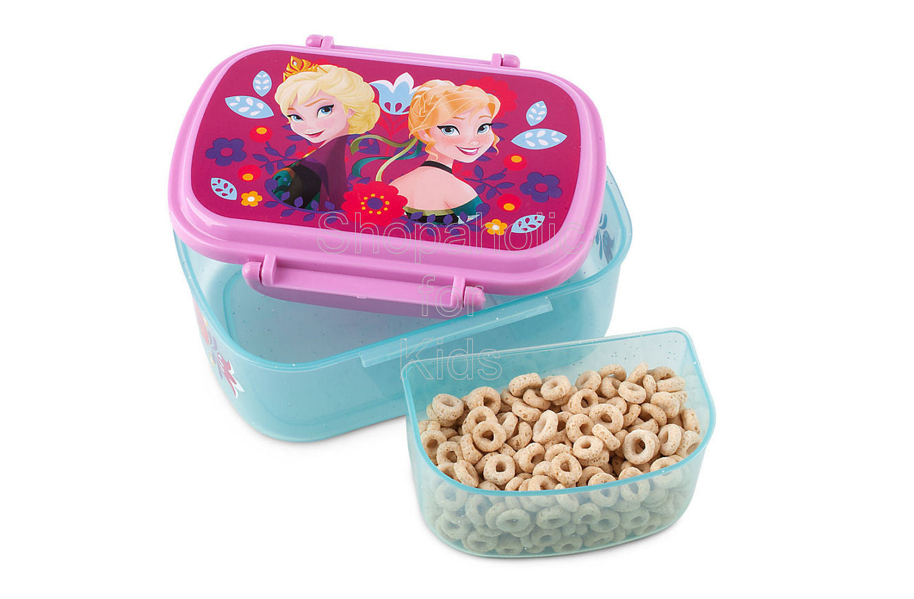 Anna and Elsa Snack Box - Frozen - Shopaholic for Kids