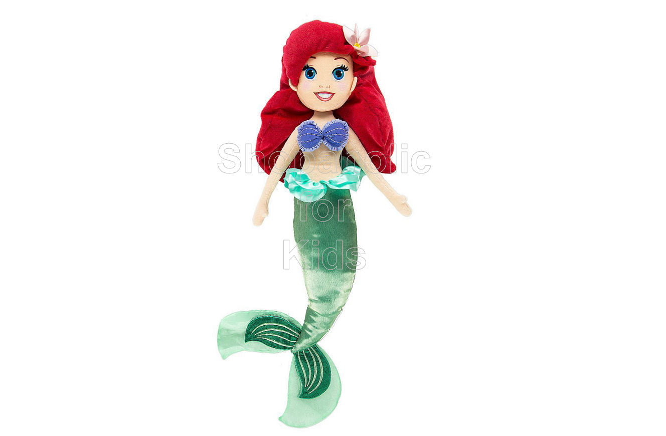 Disney Princess Ariel Plush Doll - 21'' - Shopaholic for Kids