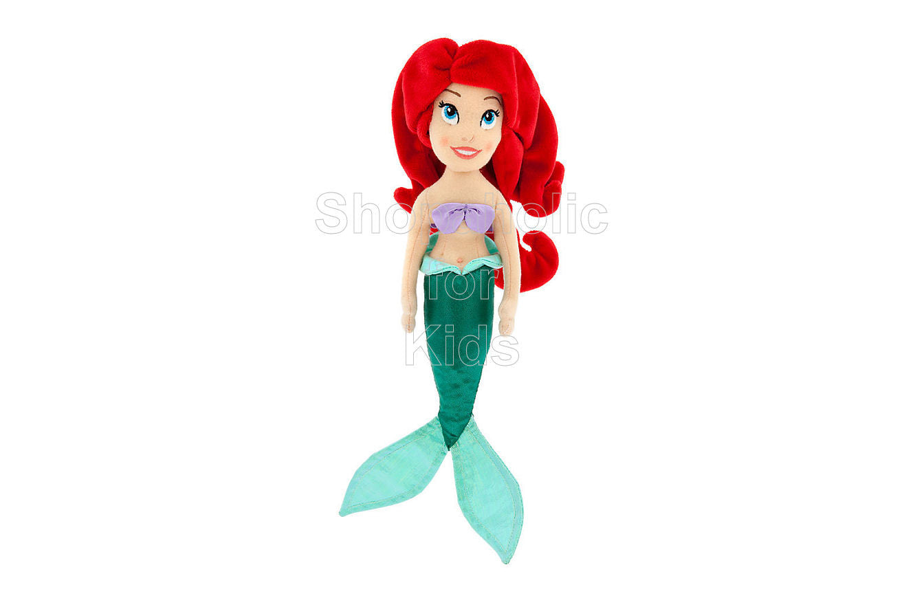 Disney Princess Ariel Plush Doll - Shopaholic for Kids