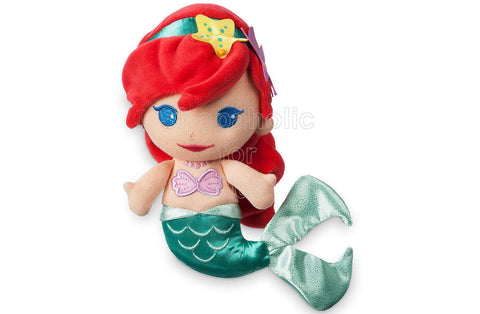 Disney Ariel Plush Rattle for Baby