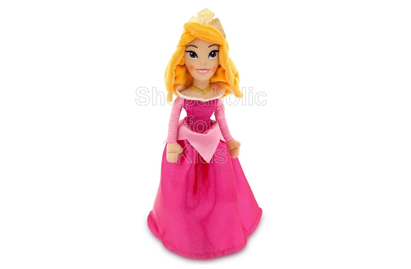 Disney Princess Aurora Plush Doll - Shopaholic for Kids