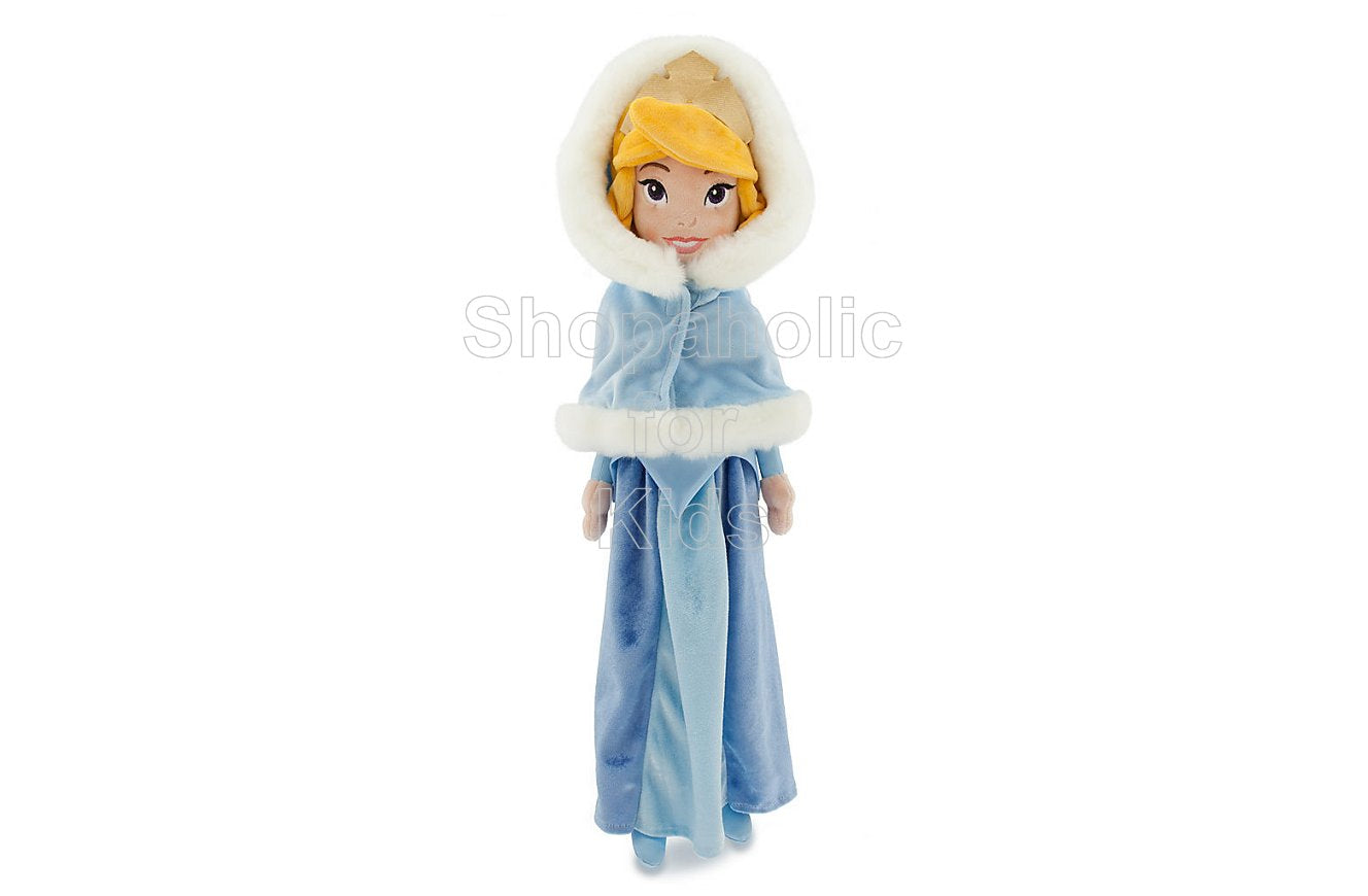 Disney Princess Aurora Plush Doll - Sleeping Beauty - 21'' - Holiday (Limited Edition) - Shopaholic for Kids