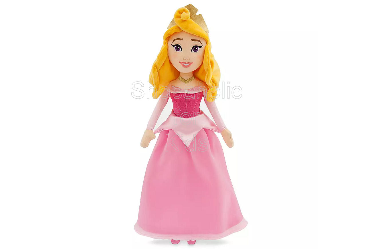 "Disney Princess Aurora Plush Doll – Sleeping Beauty - 19"" - Shopaholic for Kids"