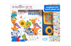 Baby Einstein Discover Music Songbook and Music Player Set