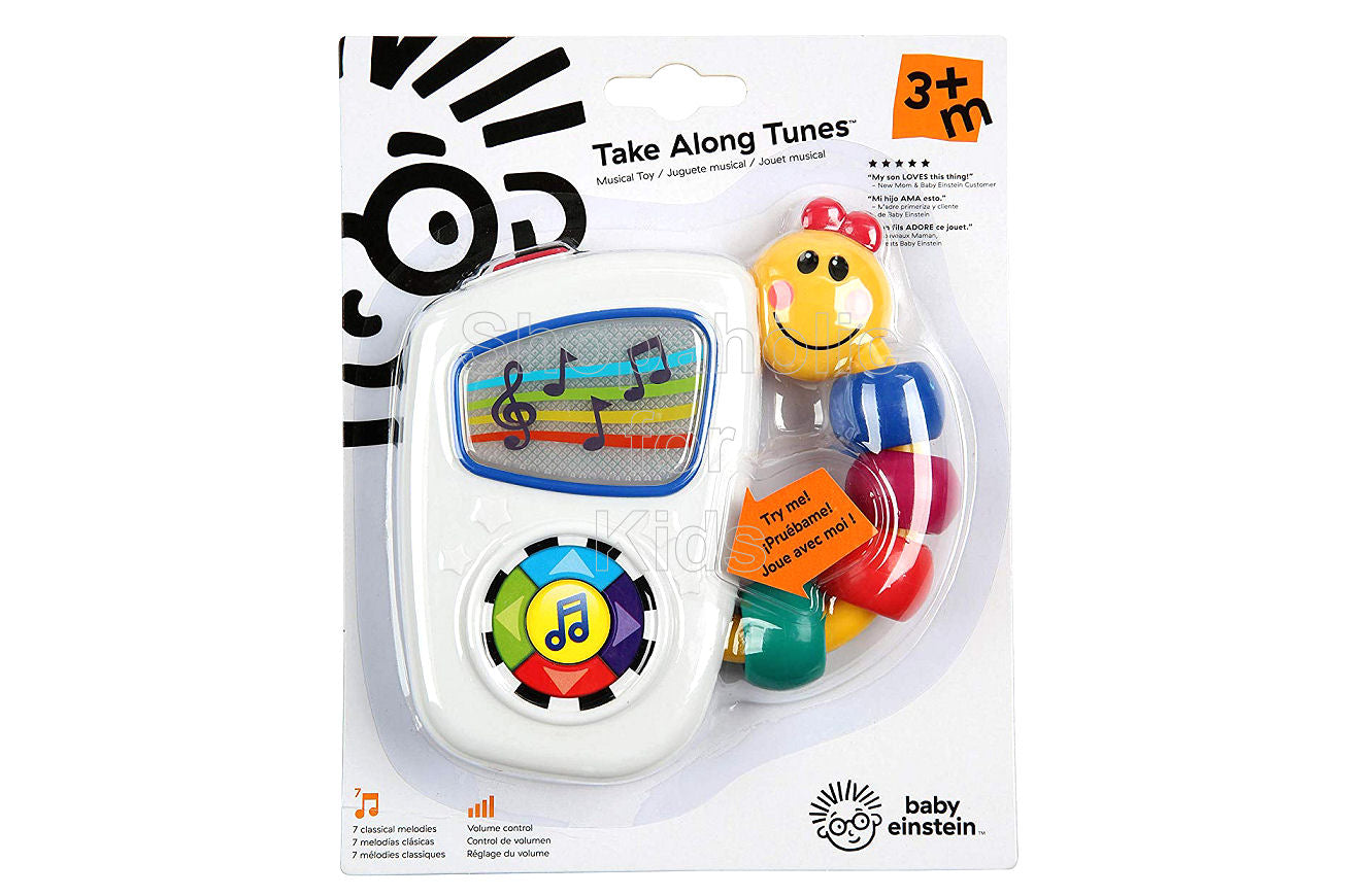 Baby Einstein Take Along Tunes - Shopaholic for Kids