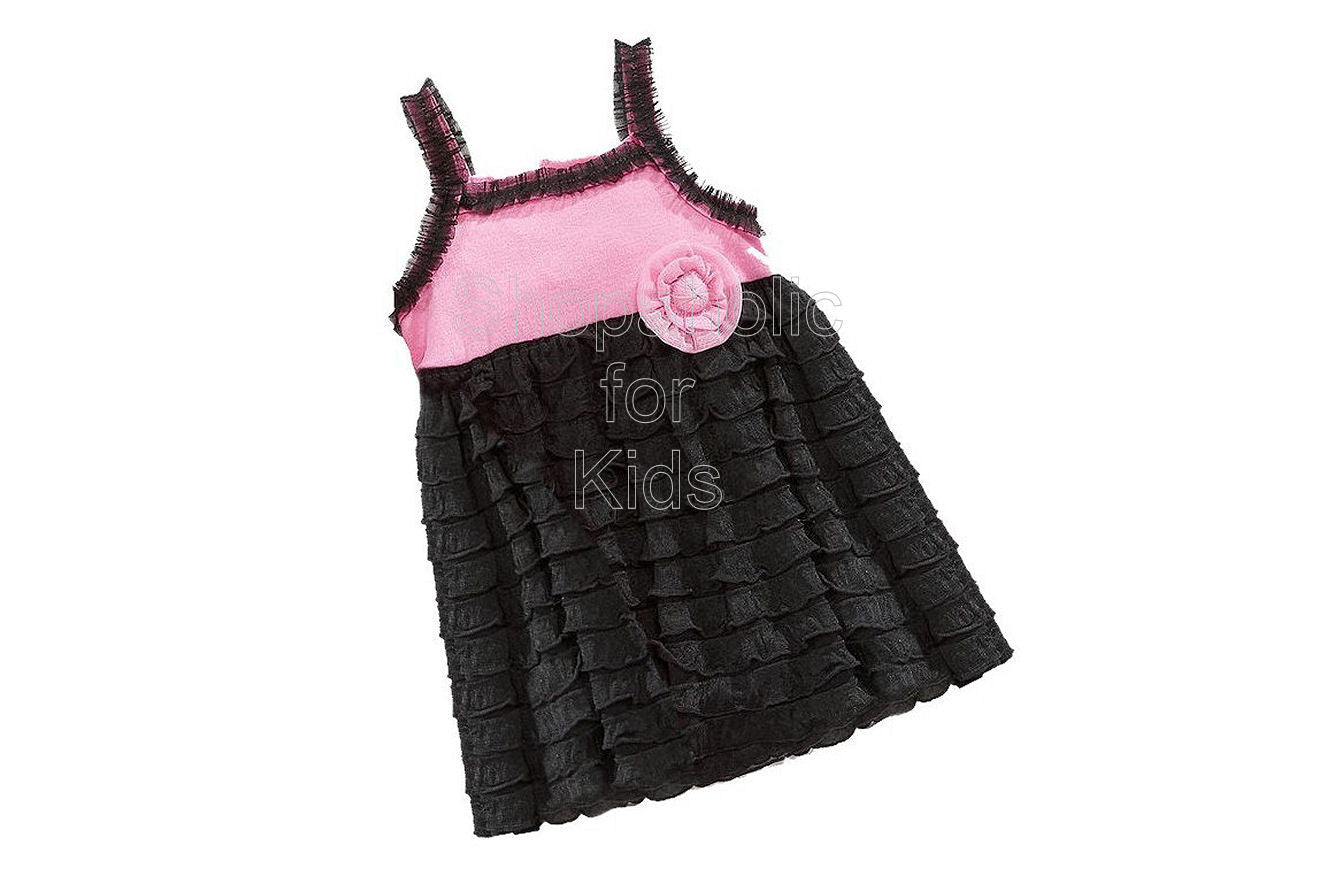 Baby Essentials Baby Romper - Bubble Black - Shopaholic for Kids