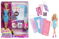 Barbie Design & Dress Studio Doll