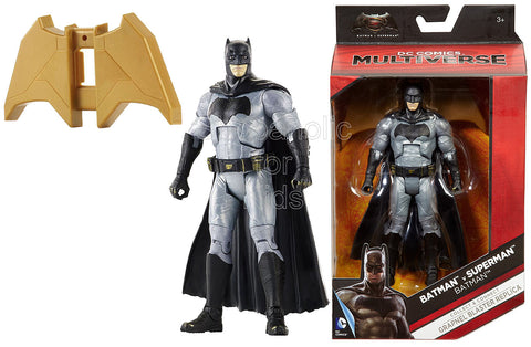 "Batman vs Superman Dawn of Justice Multiverse 6"" Figure - Batman"