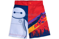 Big Hero 6 Baymax Swim Trunks for Boys - Shopaholic for Kids