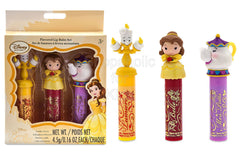 Disney Beauty and the Beast Lip Balm Set