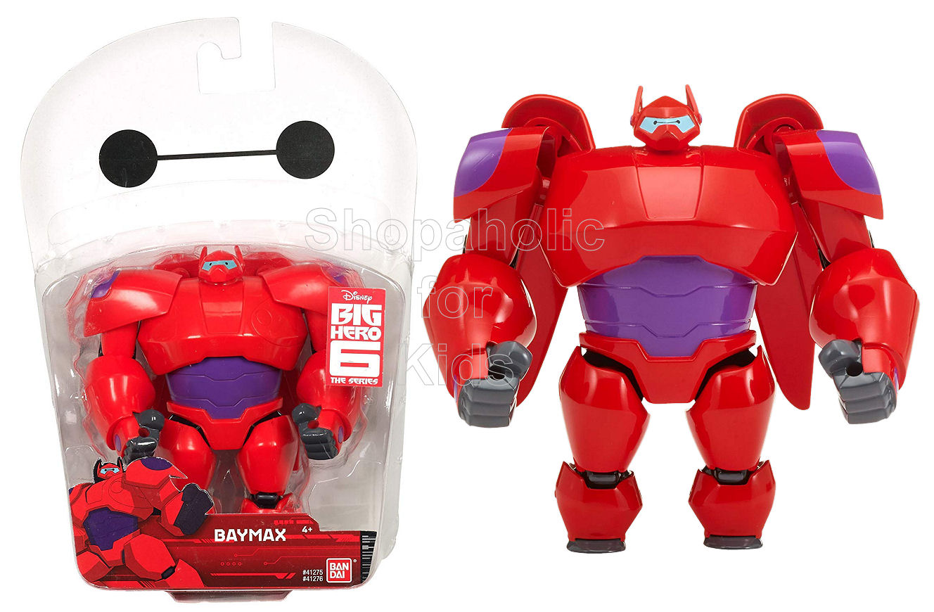 Disney Big Hero 6 Red Baymax Action Figure - Shopaholic for Kids