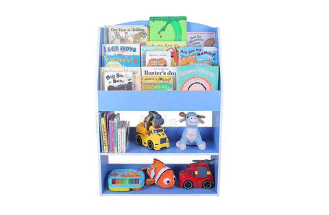 Book Shelf - Blue