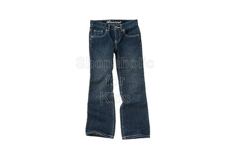 Crazy8 Bootcut Jean Color: Dark Tint Denim