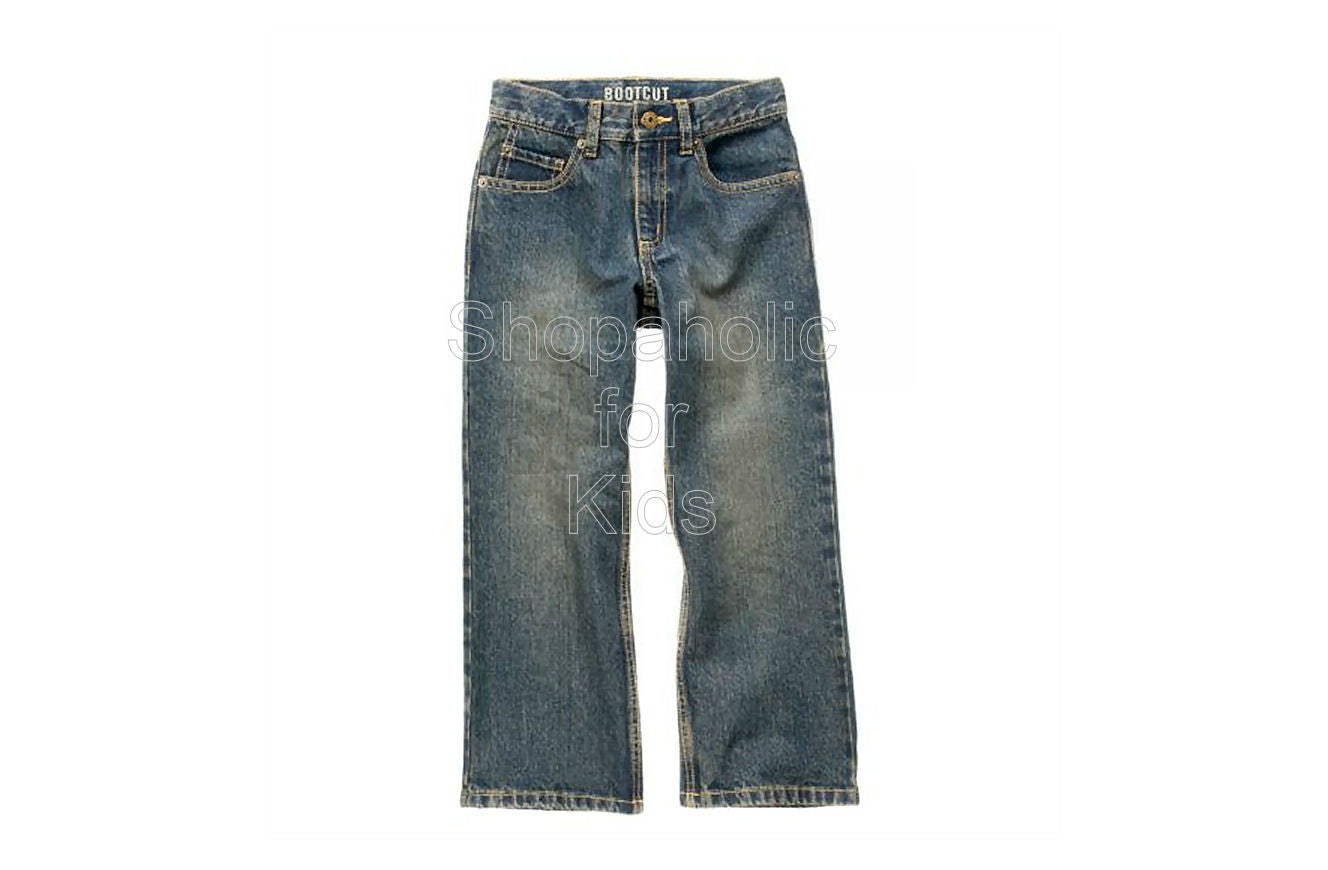 Crazy8 Bootcut Jeans Color: Dirty Wash - Shopaholic for Kids