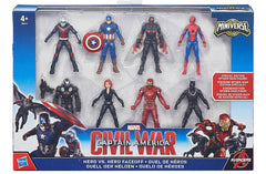 "Captain America Civil War 2.5"" Figure Multipack"