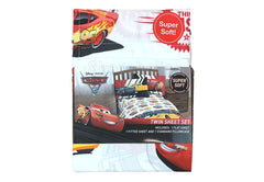Disney Cars Twin Sheet Set