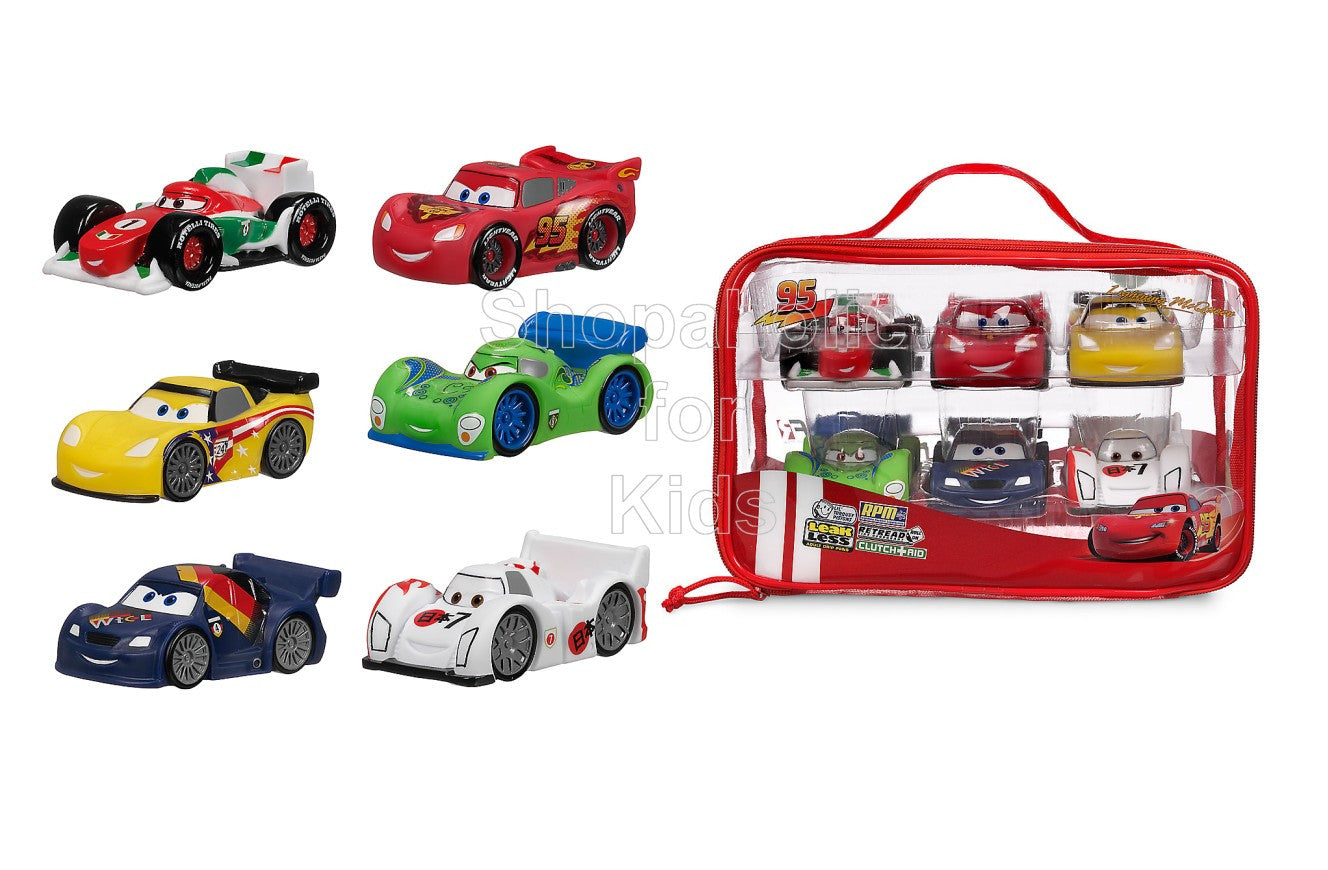 Disney Cars Bath Toy Set - Shopaholic for Kids