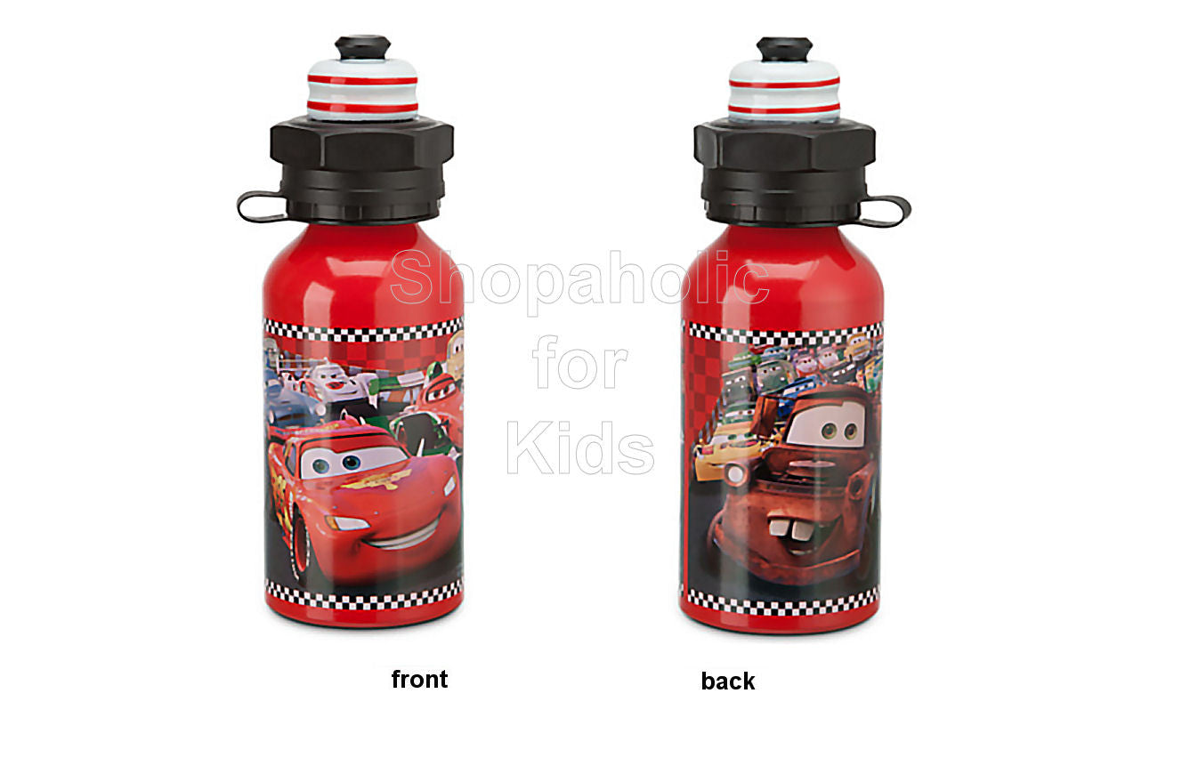Disney Cars Water Bottle 12oz - Shopaholic for Kids