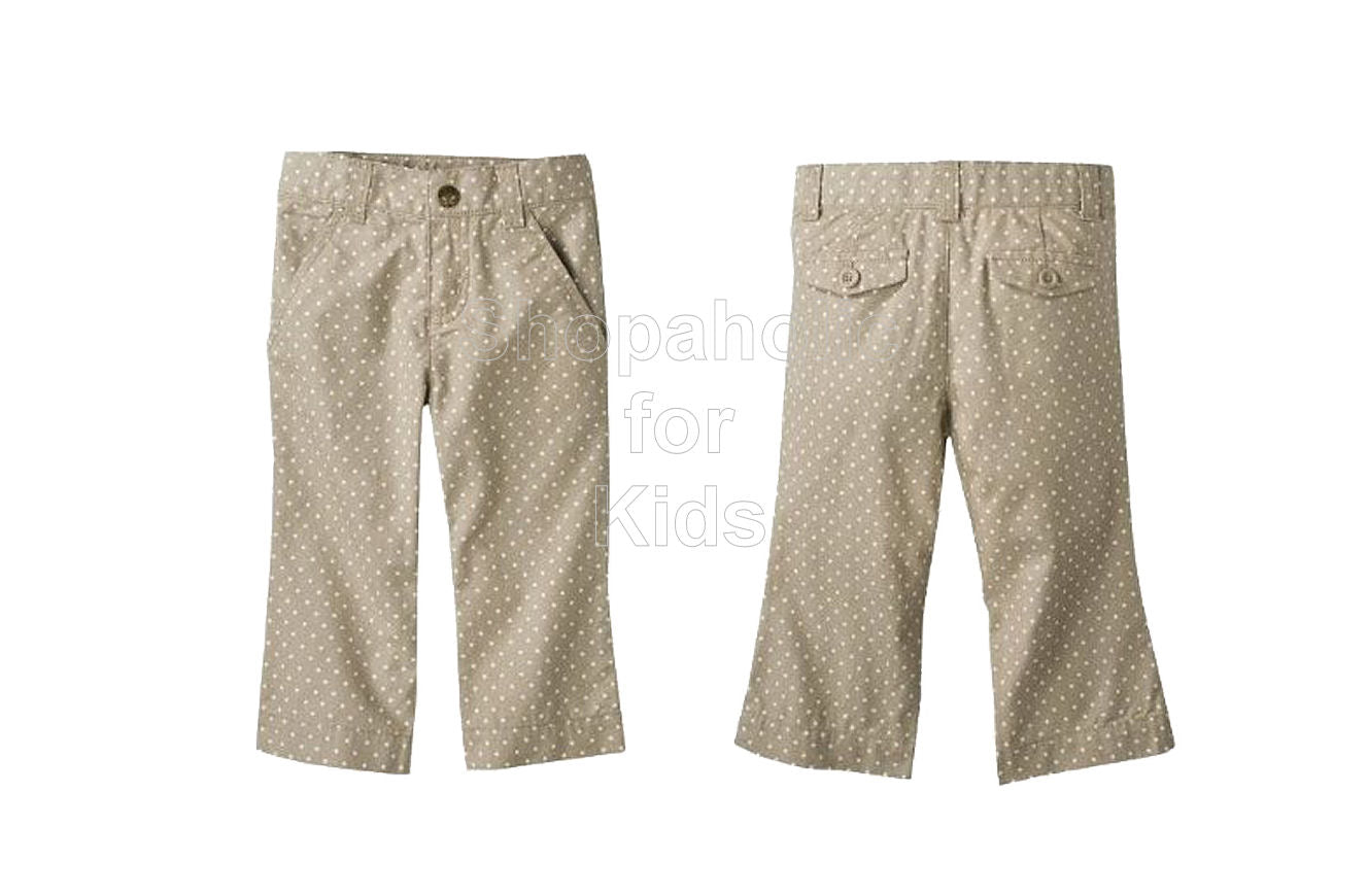 Cherokee Toddler Girls' Crop Pants - Shopaholic for Kids