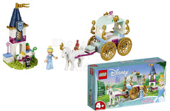 Lego Disney Princess Cinderella's Carriage Ride - Shopaholic for Kids