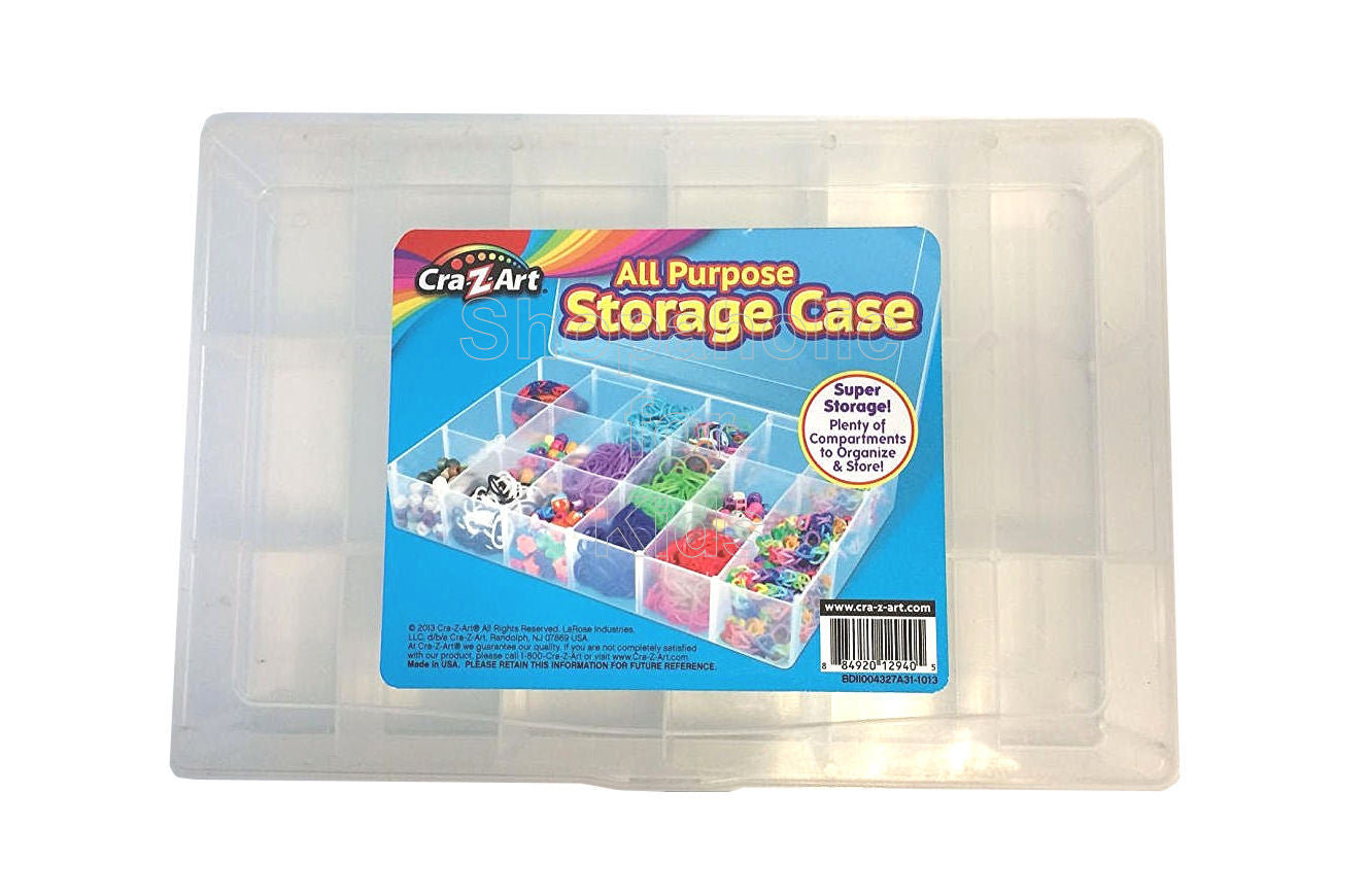 Cra-Z-Loom All Purpose Storage Case - Shopaholic for Kids