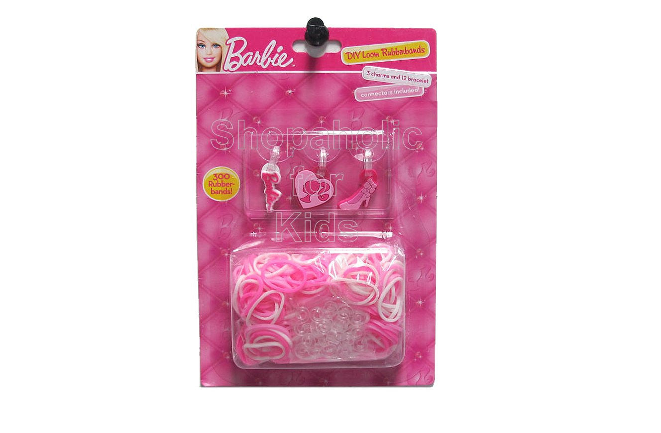 Cra-Z-Loom Barbie DIY Rubberband Packs - Shopaholic for Kids