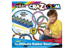 Cra-Z-Loom Bracelet Maker - Blue - Shopaholic for Kids