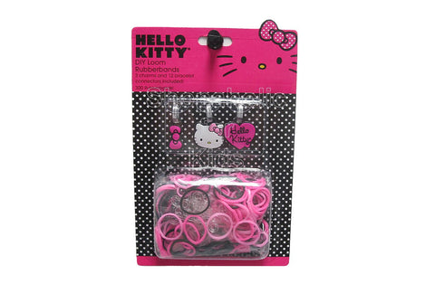 Cra-Z-Loom Hello Kitty DIY Rubberband Packs