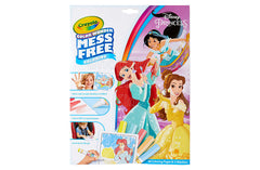 Crayola Color Wonder Coloring Book & Markers - Disney Princess