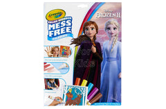 Crayola Color Wonder Coloring Book & Markers - Disney Frozen 2